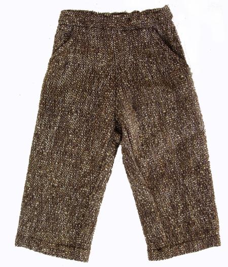 Tweed Kinderhose Medusa Design