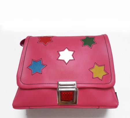 Kindergarentasche Star pink Medusa