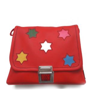 Kindergaretntasche Star rot