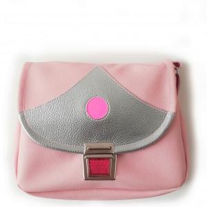 Kindergartentasche rosa