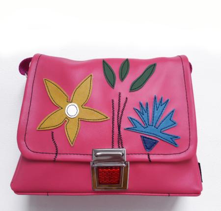 Kindergartentaschen aus der Schweiz, kidsbag made in switzerland, kindergartentasche pink, tasche für kinder