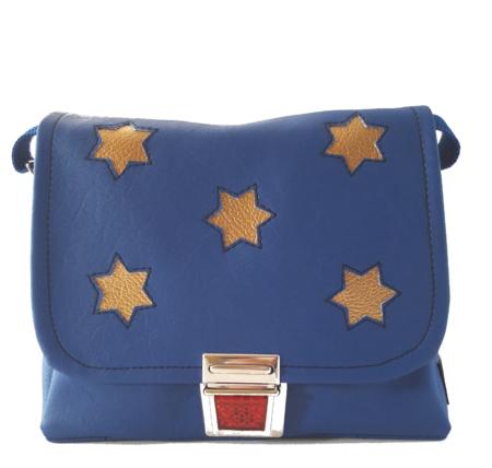 Kindertasche mit gold Stern