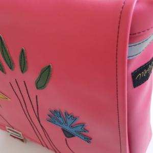 Rucksack pink detail2