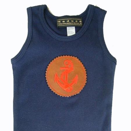 Unterhemd Medusa Design
